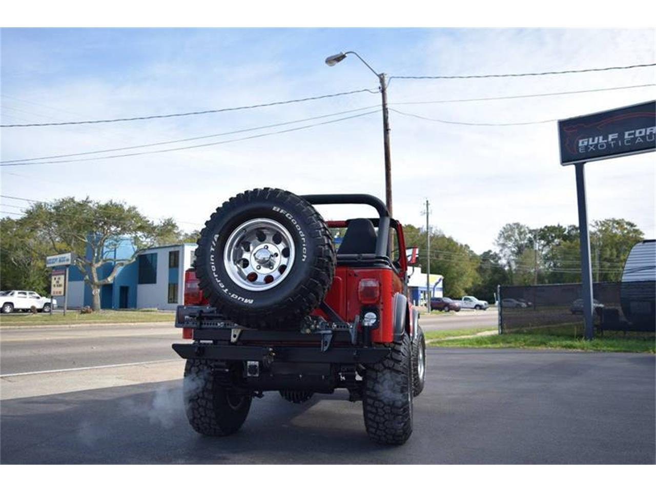 1980 Jeep CJ7 (CC-1316368) for sale in Biloxi, Mississippi