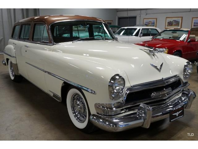 1954 Chrysler New Yorker (CC-1316372) for sale in Chicago, Illinois
