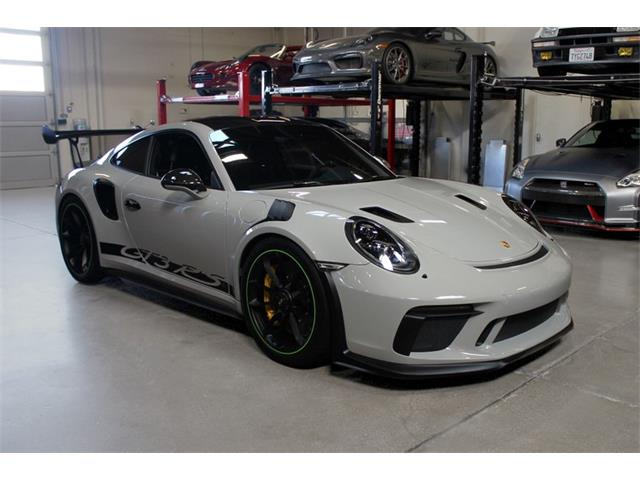 2019 Porsche 911 (CC-1310640) for sale in San Carlos, California