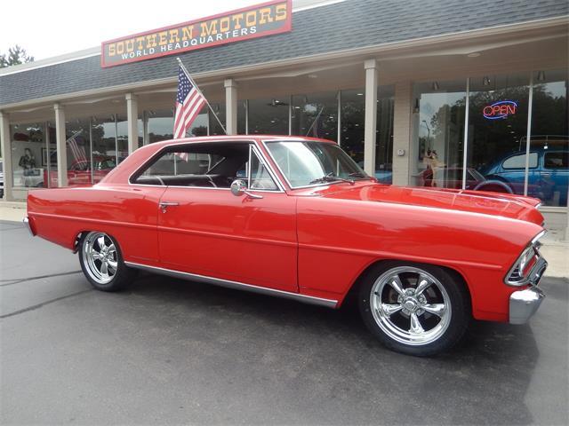 1967 Chevrolet Nova (CC-1316404) for sale in Clarkston, Michigan