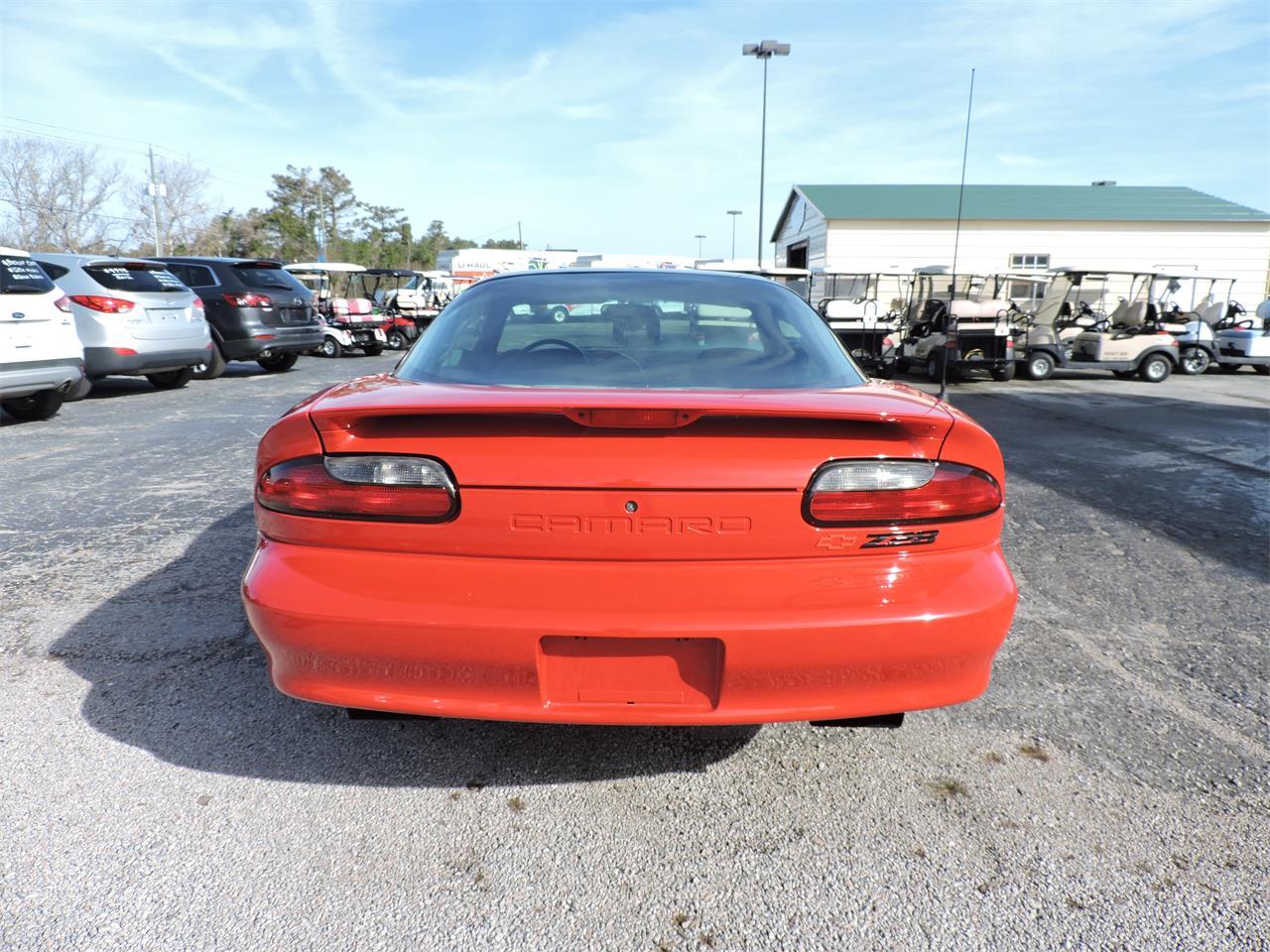 1994 Chevrolet Camaro Z28 (CC-1316407) for sale in Beaufort, North Carolina