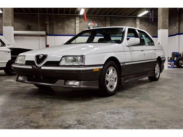 1991 Alfa Romeo 164 (CC-1316428) for sale in Jackson, Mississippi