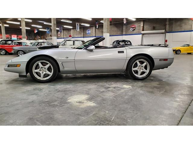 1996 Chevrolet Corvette (CC-1316459) for sale in Jackson, Mississippi