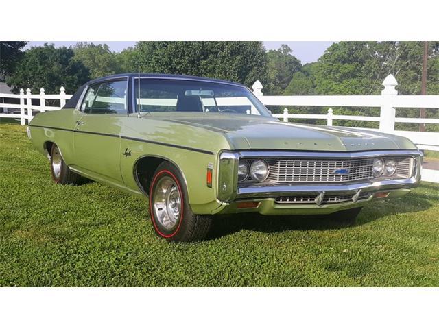 1969 Chevrolet Impala (CC-1310654) for sale in Greensboro, North Carolina