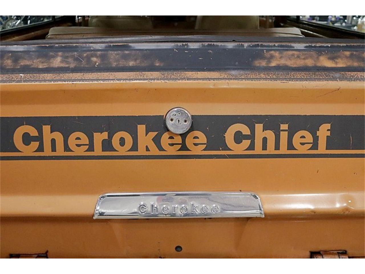 1978 Jeep Cherokee (CC-1316644) for sale in Kentwood, Michigan