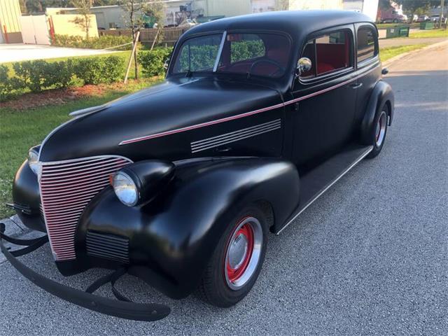 1939 Chevrolet 210 (CC-1310666) for sale in San Luis Obispo, California