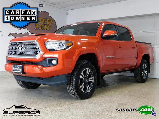 2016 Toyota Tacoma (CC-1316660) for sale in Hamburg, New York