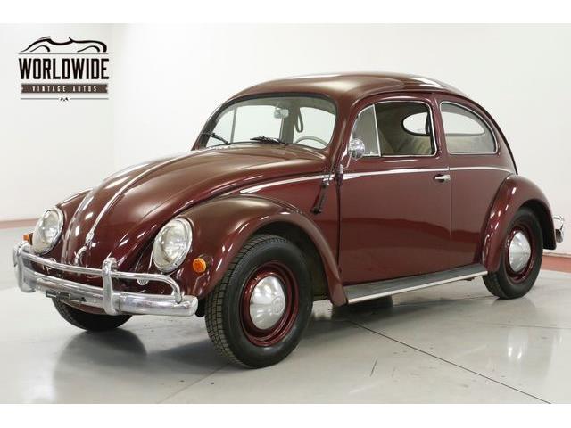 1957 Volkswagen Beetle (CC-1316662) for sale in Denver , Colorado