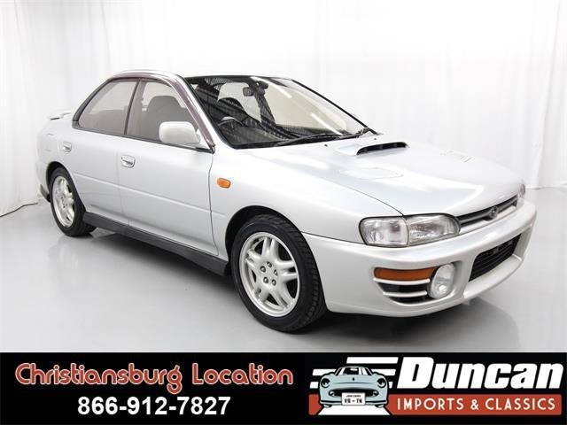 1994 Subaru Impreza (CC-1316670) for sale in Christiansburg, Virginia