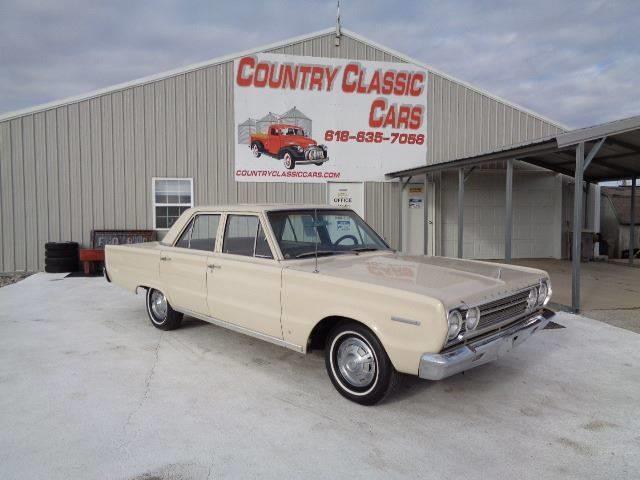 1967 Plymouth Belvedere (CC-1316686) for sale in Staunton, Illinois