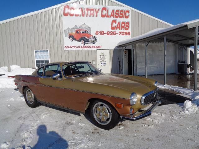 1971 Volvo P1800E (CC-1316687) for sale in Staunton, Illinois