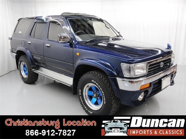 1992 Toyota Hilux (CC-1316706) for sale in Christiansburg, Virginia