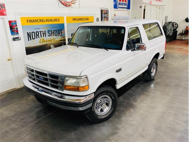 1994 Ford Bronco (CC-1316707) for sale in Mundelein, Illinois