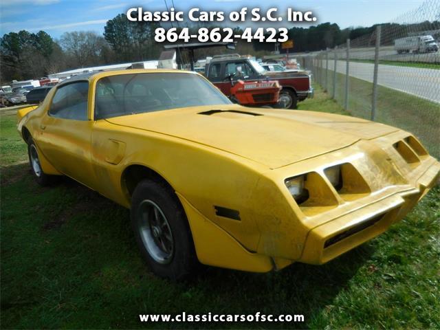 1980 Pontiac Firebird Trans Am (CC-1316708) for sale in Gray Court, South Carolina