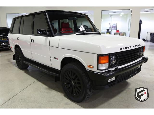 1994 Land Rover Range Rover (CC-1316719) for sale in Chatsworth, California