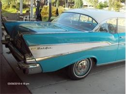 1957 Chevrolet Bel Air (CC-1310672) for sale in Cadillac, Michigan
