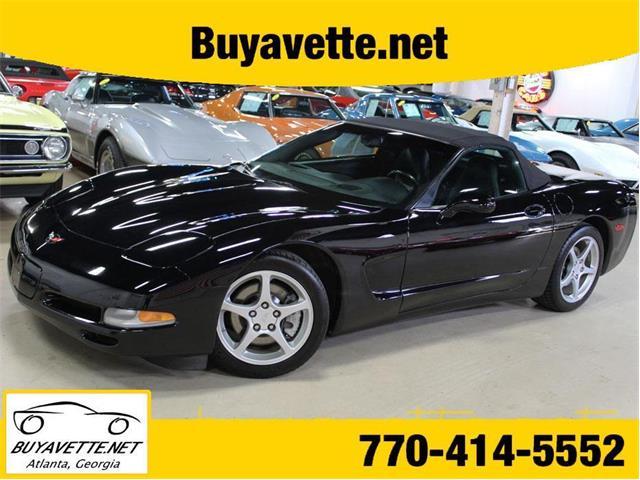2004 Chevrolet Corvette (CC-1316726) for sale in Atlanta, Georgia
