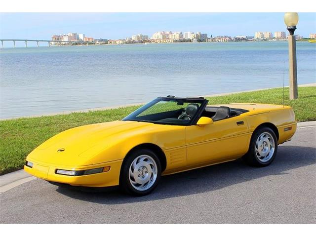 1994 Chevrolet Corvette (CC-1316736) for sale in Clearwater, Florida