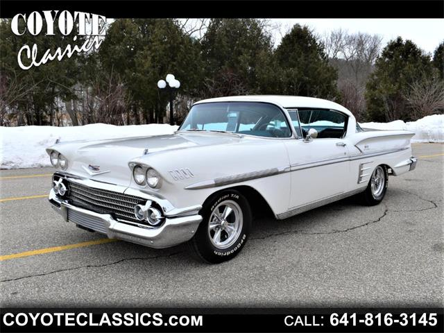 1958 Chevrolet Impala (CC-1316738) for sale in Greene, Iowa