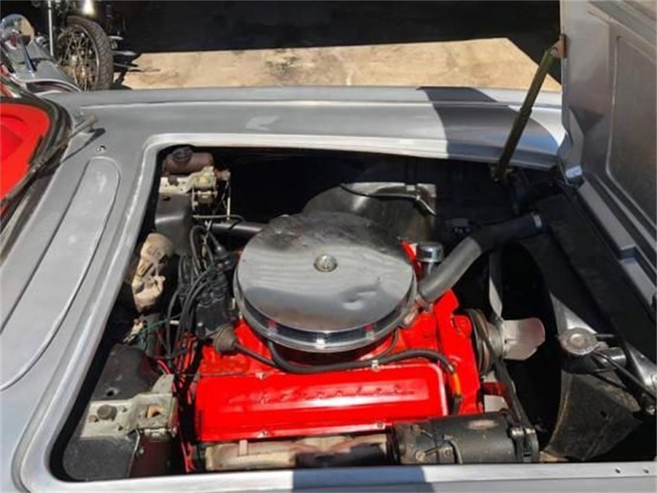 1958 Chevrolet Corvette (CC-1310674) for sale in Cadillac, Michigan
