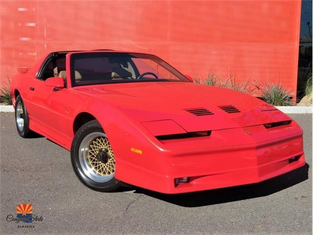 1989 Pontiac Firebird (CC-1316740) for sale in Tempe, Arizona