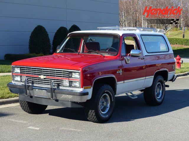 1984 Chevrolet Blazer (CC-1316746) for sale in Charlotte, North Carolina