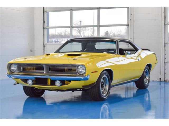 1970 Plymouth Cuda (CC-1316748) for sale in Springfield, Ohio