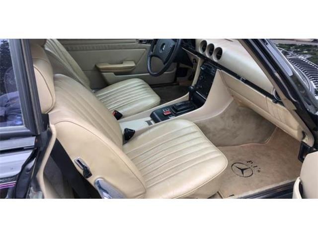 1977 Mercedes-Benz 450SL (CC-1310675) for sale in Cadillac, Michigan