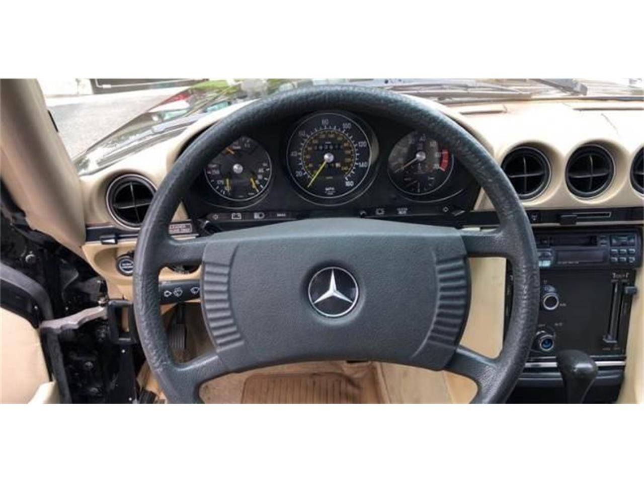 1977 Mercedes-Benz 450SL (CC-1310675) for sale in Cadillac, Michigan