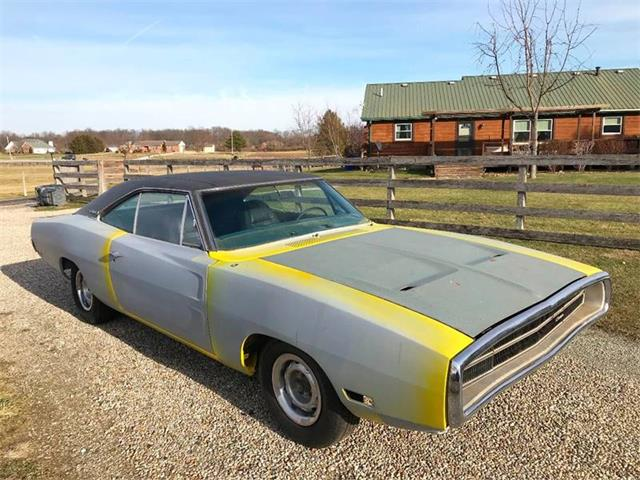 1970 Dodge Charger (CC-1316750) for sale in Knightstown, Indiana