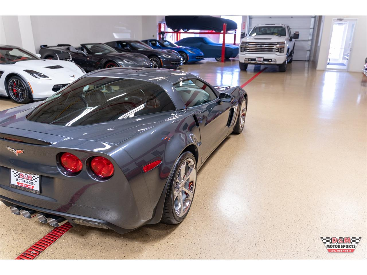 2010 Chevrolet Corvette (CC-1316753) for sale in Glen Ellyn, Illinois