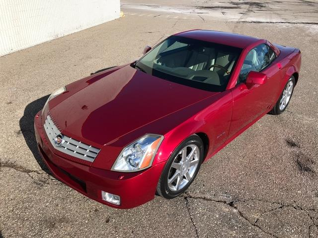 2004 Cadillac XLR (CC-1316754) for sale in Shelby Township, Michigan