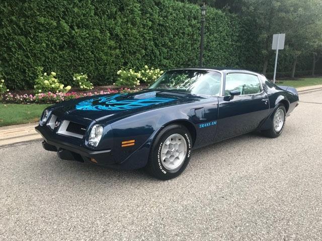 1974 Pontiac Firebird (CC-1316756) for sale in Shelby Township, Michigan