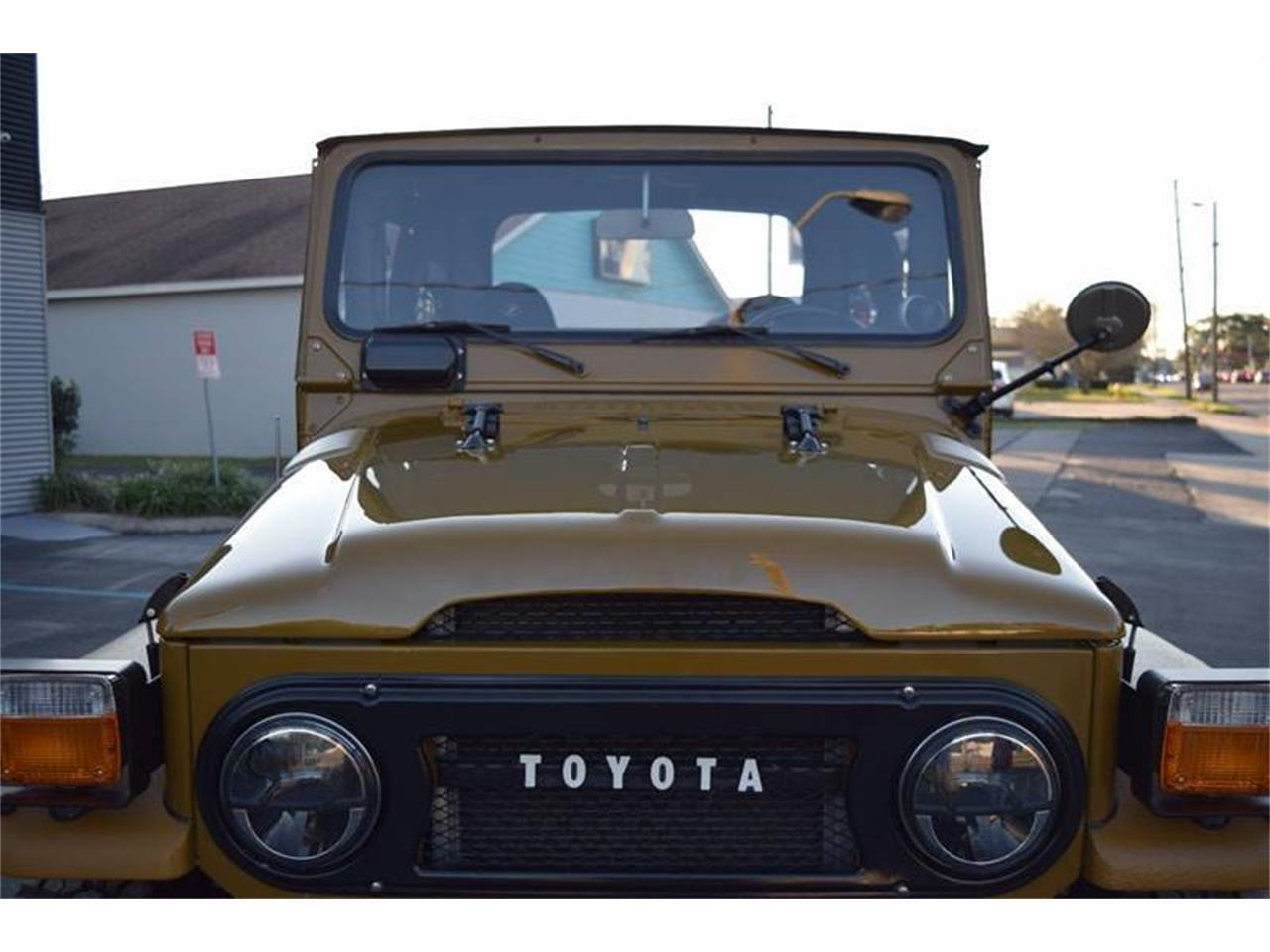 1976 Toyota Land Cruiser FJ (CC-1316760) for sale in Biloxi, Mississippi