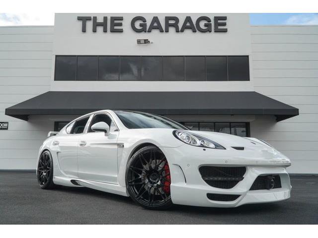 2013 Porsche Panamera (CC-1316775) for sale in Miami, Florida