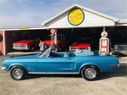 1968 Ford Mustang (CC-1316779) for sale in Wilson, Oklahoma
