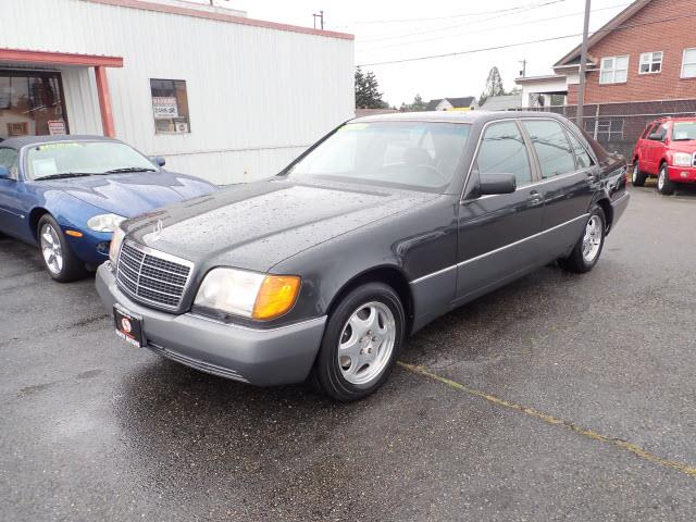 1992 Mercedes-Benz 500 (CC-1316786) for sale in Tacoma, Washington