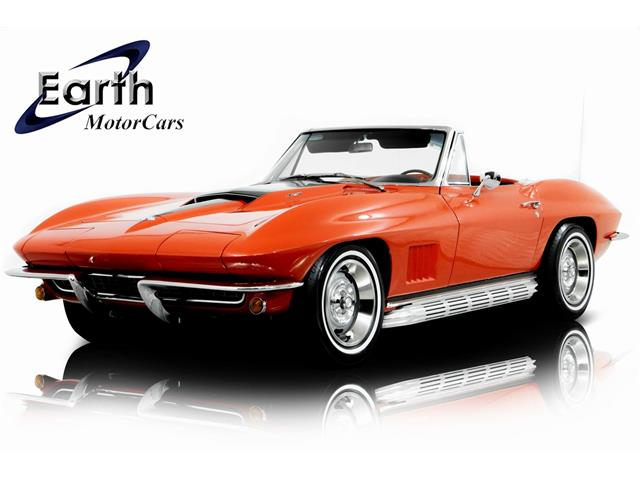 1967 Chevrolet Corvette (CC-1316788) for sale in Carrollton, Texas