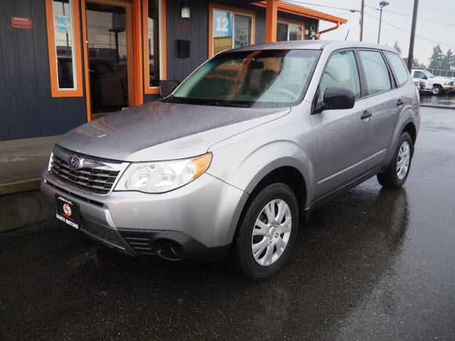 2009 Subaru Forester (CC-1316791) for sale in Tacoma, Washington