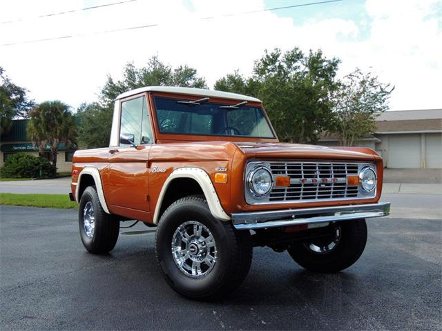 1976 Ford Bronco (CC-1316796) for sale in Boca Raton, Florida