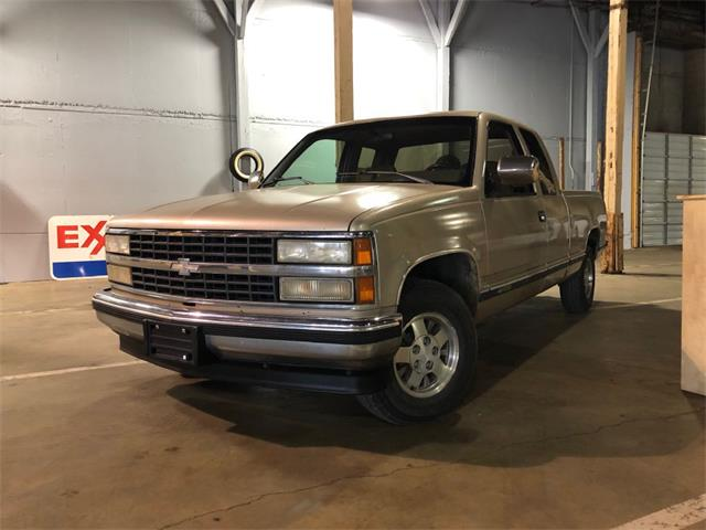 1993 Chevrolet Pickup (CC-1316799) for sale in Batesville, Mississippi