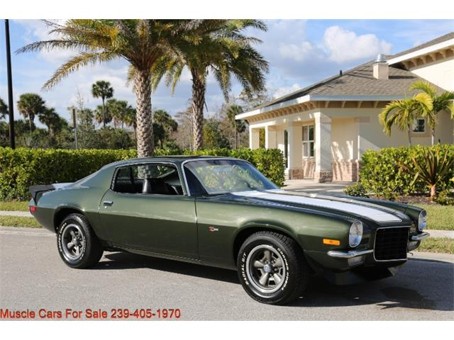 1971 Chevrolet Camaro (CC-1316800) for sale in Fort Myers, Florida