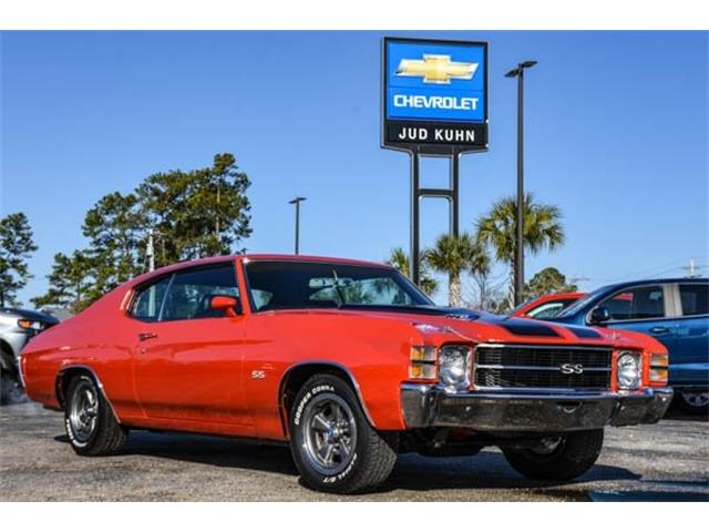 1971 Chevrolet Chevelle (CC-1316807) for sale in Little River, South Carolina