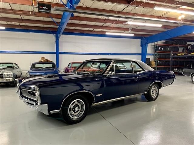 1966 Pontiac GTO (CC-1316811) for sale in North Royalton, Ohio