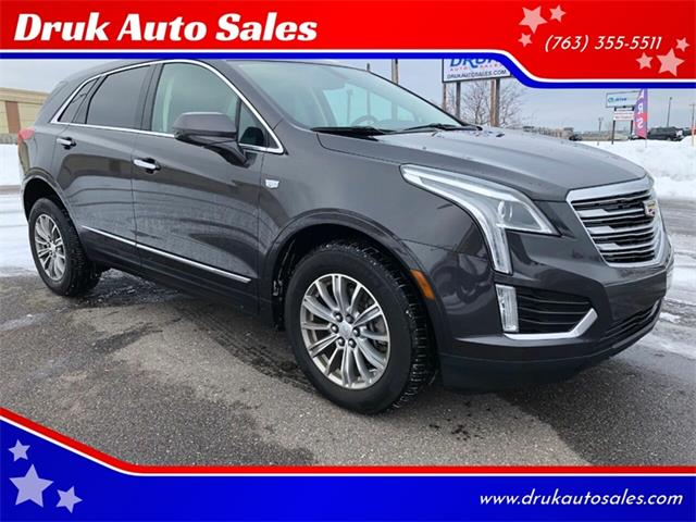 2017 Cadillac XT5 (CC-1310682) for sale in Ramsey, Minnesota
