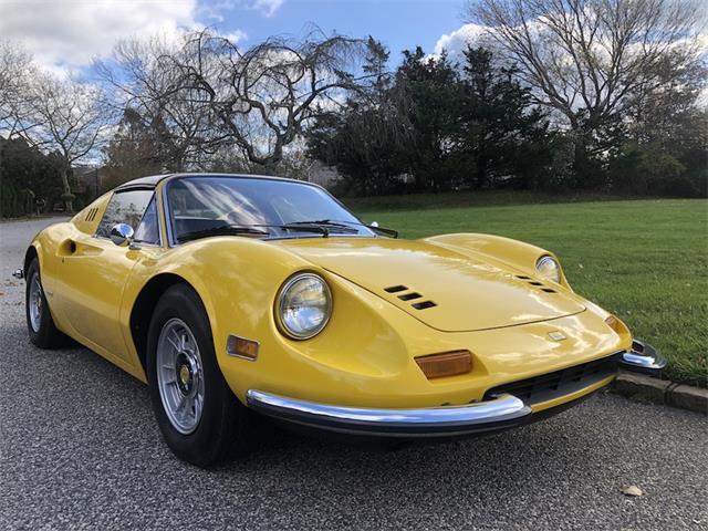 1974 Ferrari Dino 246 GTS (CC-1316820) for sale in Southampton, New York