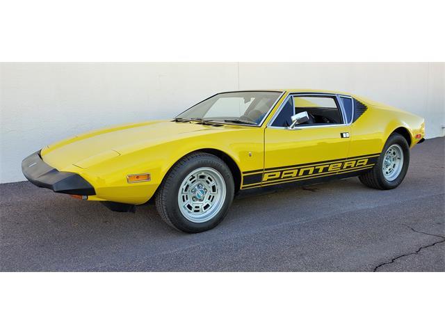 1973 De Tomaso Pantera (CC-1316821) for sale in Scottsdale, Arizona