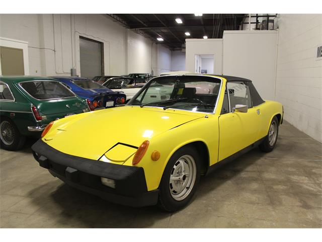 1976 Porsche 914 (CC-1316824) for sale in Cleveland, Ohio