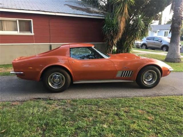 1972 Chevrolet Corvette (CC-1310683) for sale in Cadillac, Michigan