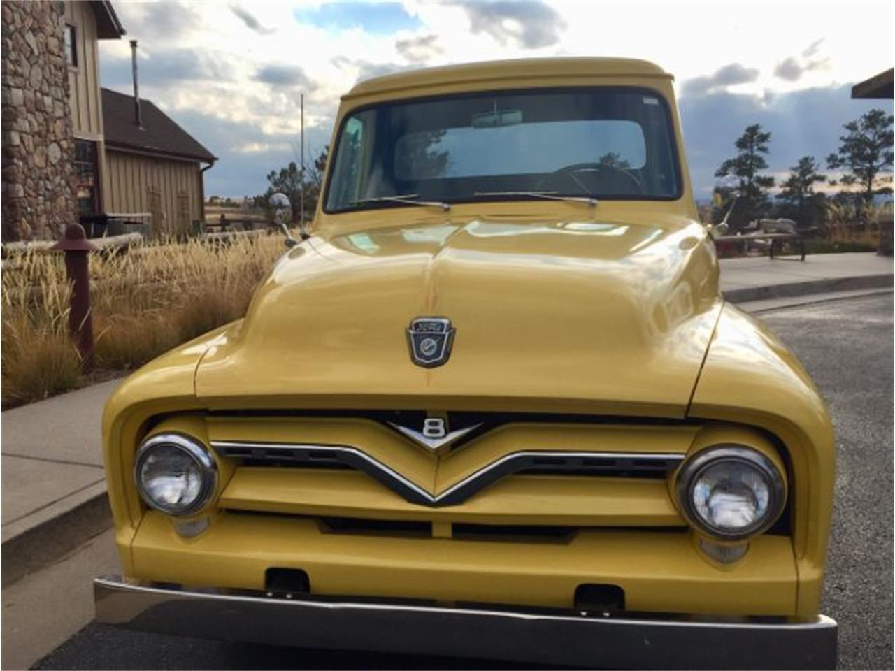 1955 Ford F100 (CC-1310684) for sale in Cadillac, Michigan